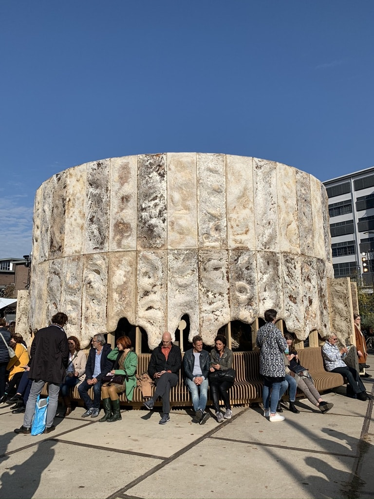 Dutch Design Week — THE GROWING PAVILION