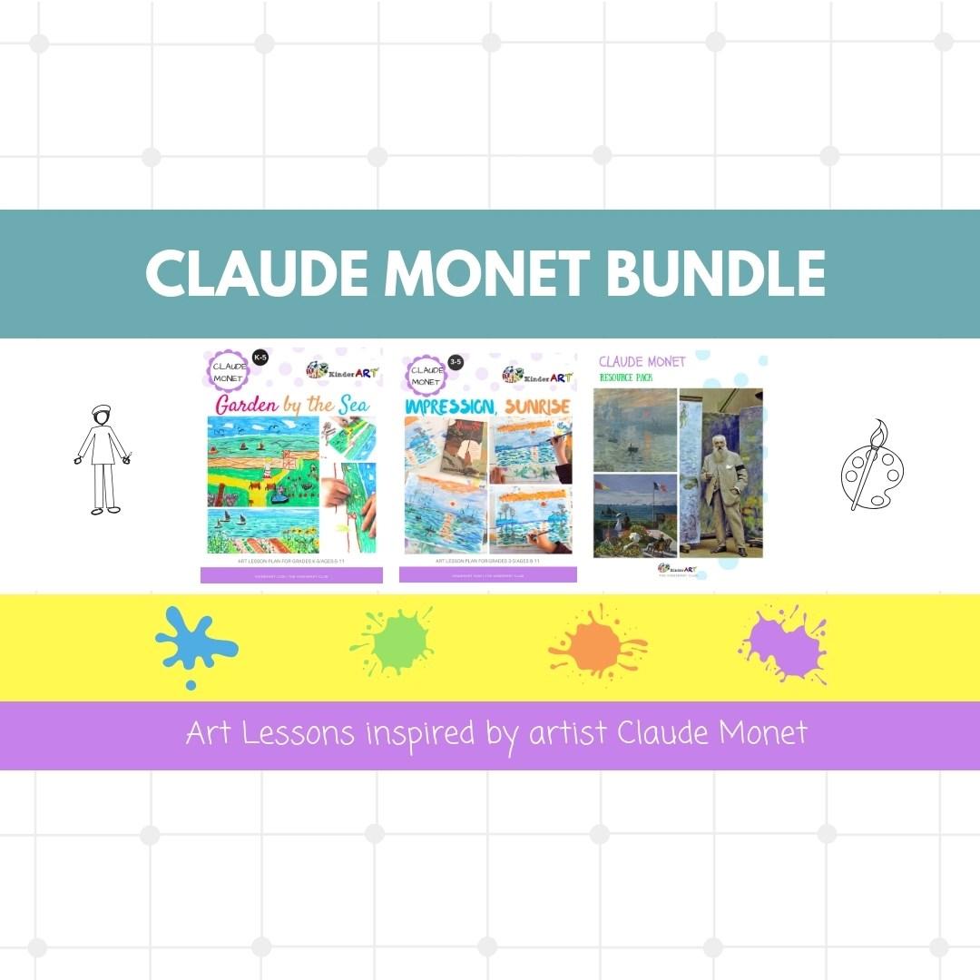 Claude Monet Pack