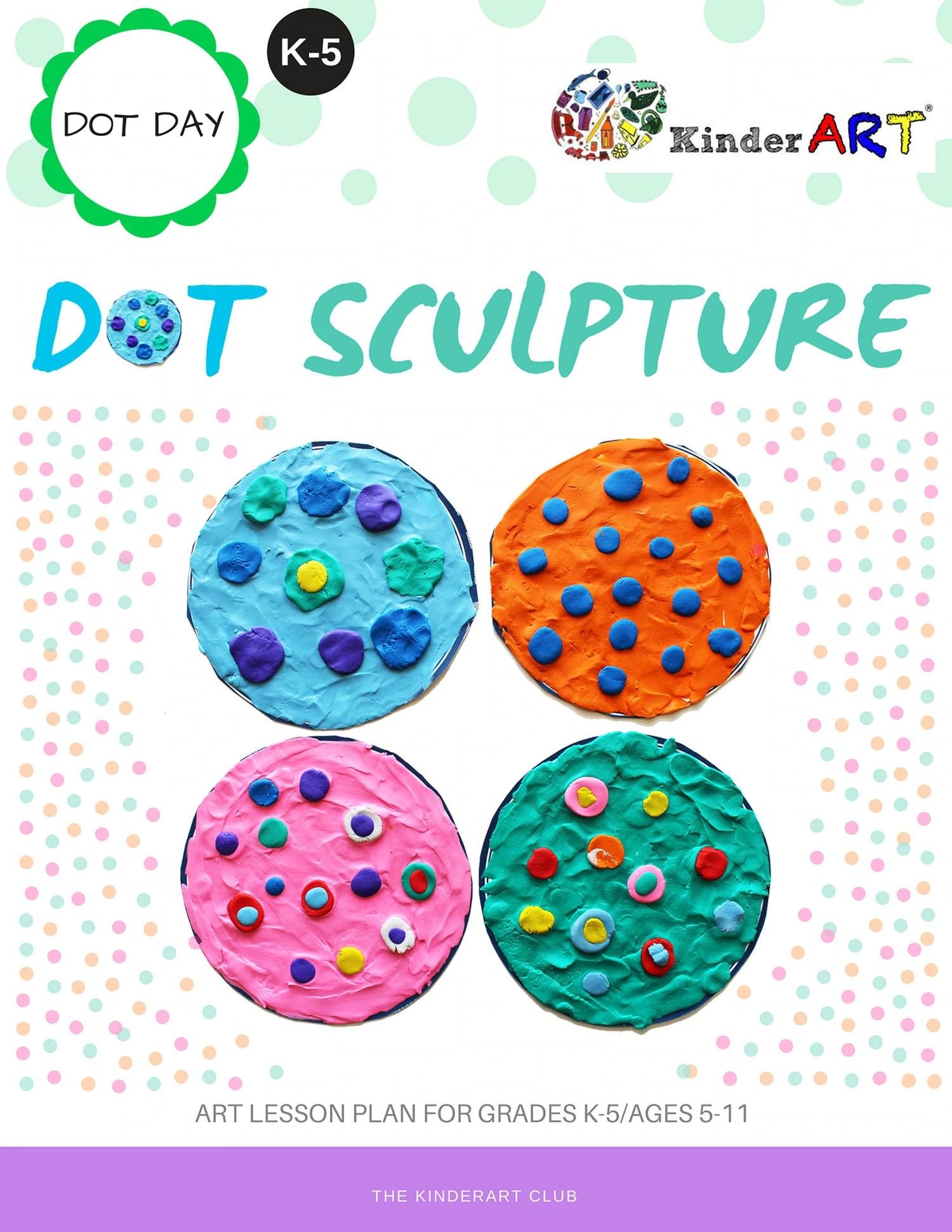 Bonus Dot Sculpture