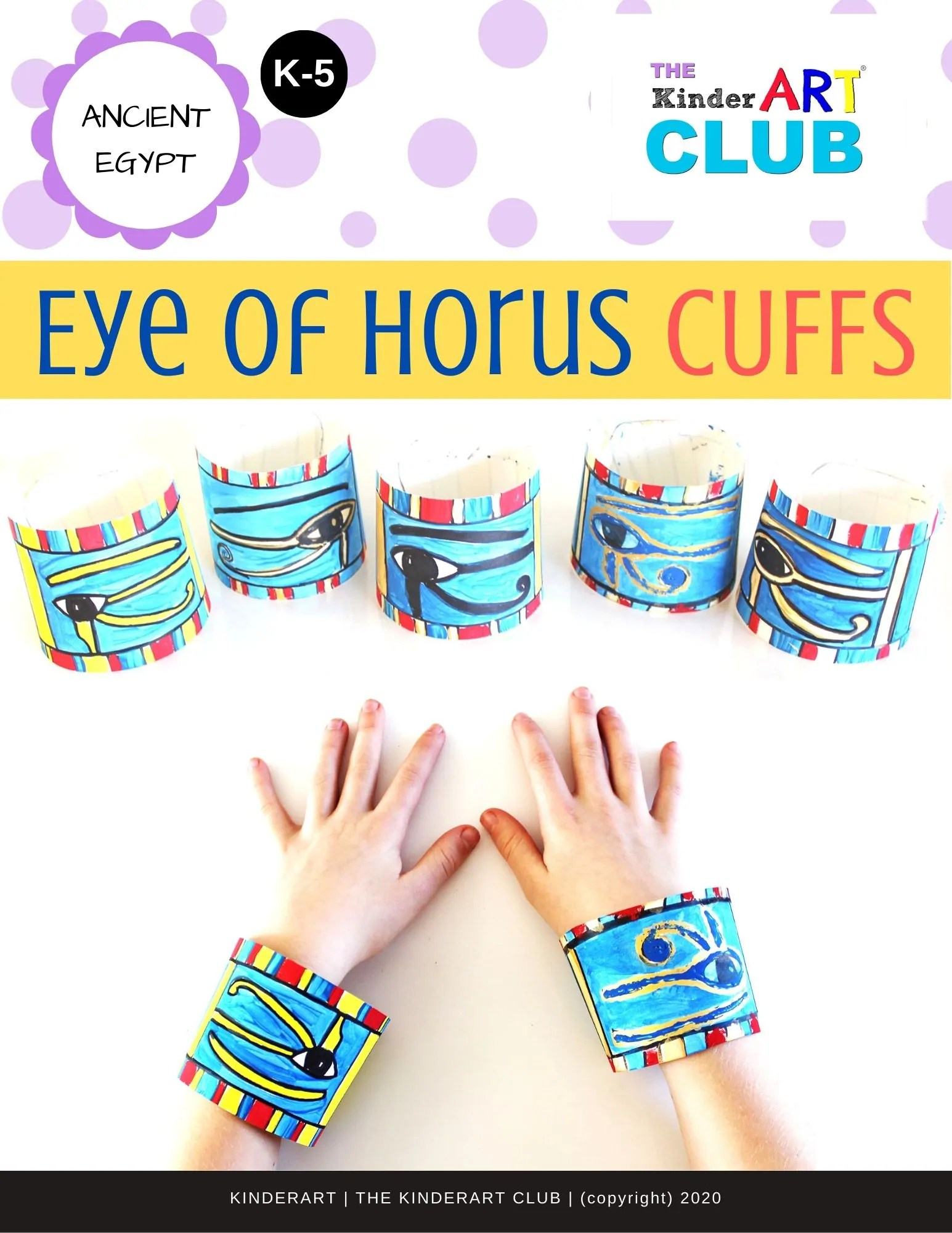 Lesson Eye Of Horus Cuffs