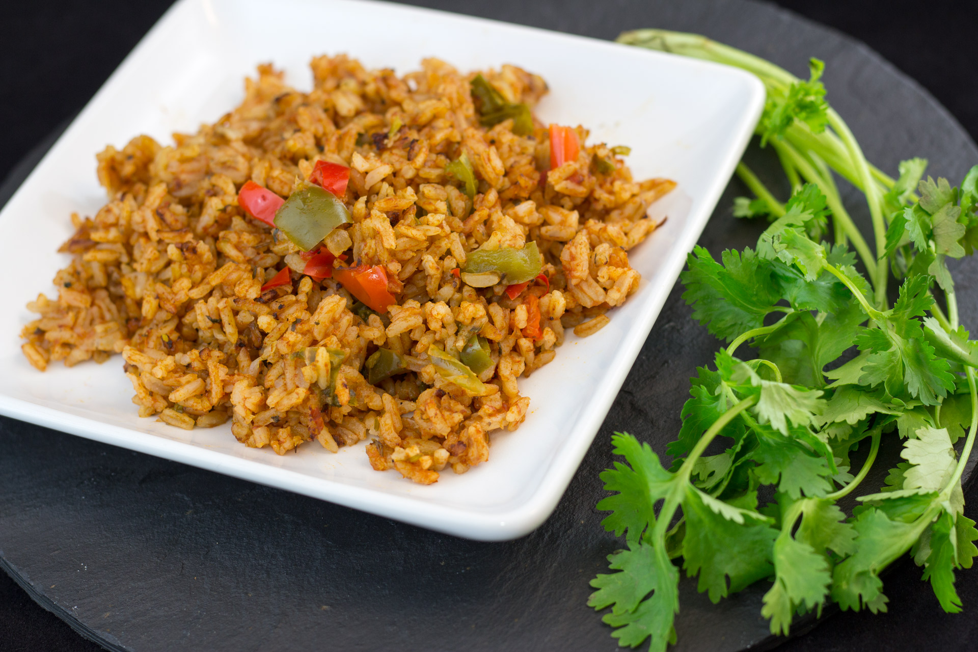 Spanish Rice The Kinder Cook
