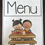 Restaurant Dramatic Play Free Printables For Early Childhood