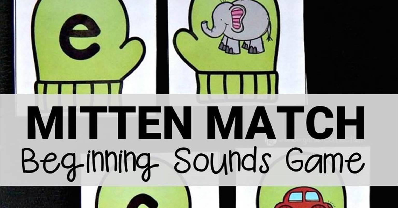 Sound Games For Kindergarten Full Version Free Software