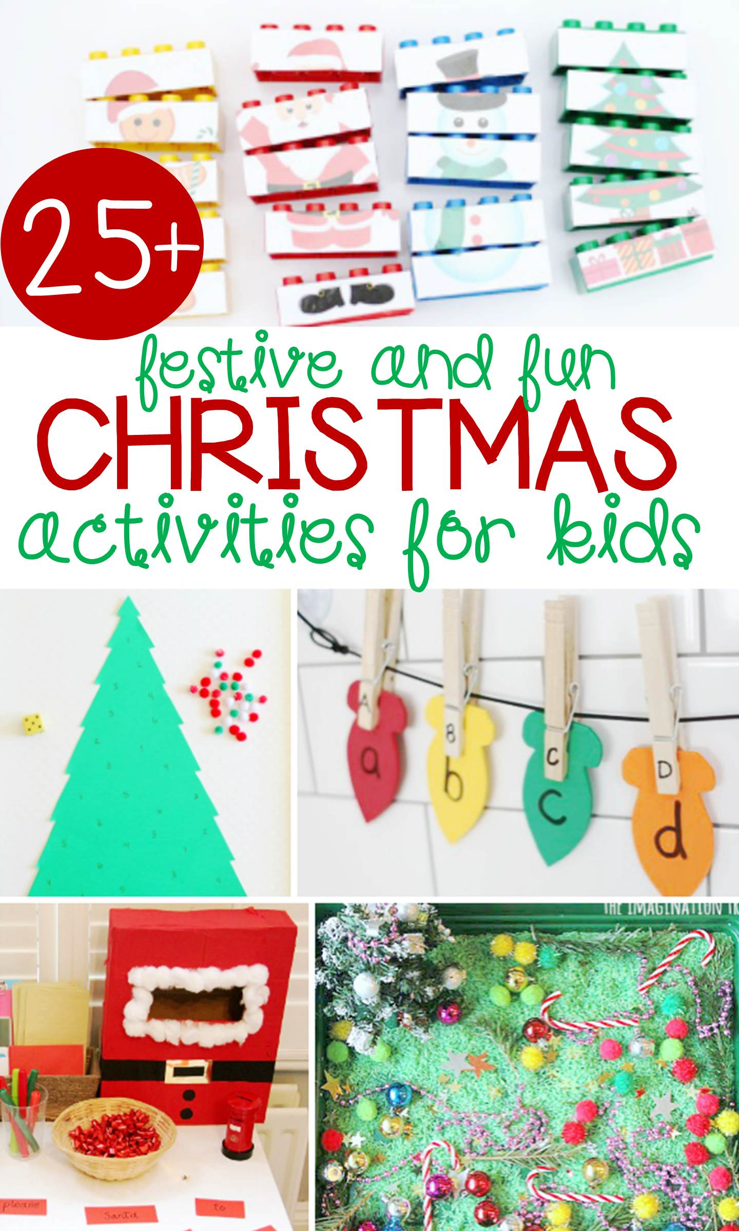 Festive And Fun Christmas Activities For Kids