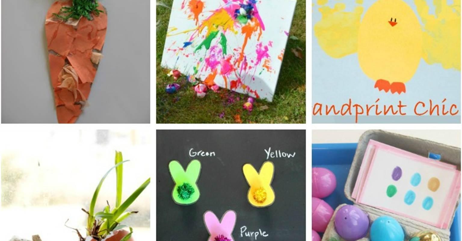 Must Try Easter Activities For Kindergarten Kids