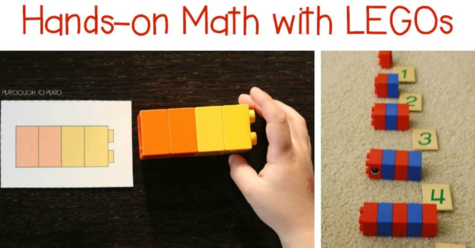 Totally Awesome Lego Math Activities