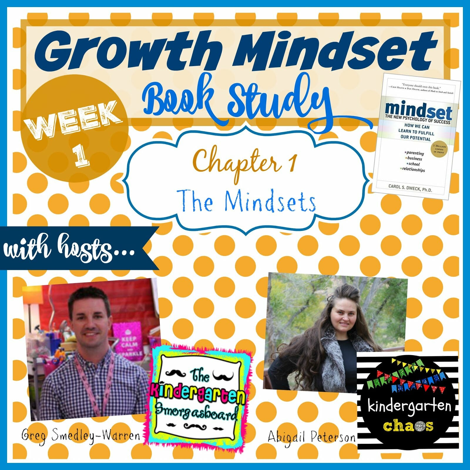 Summer Book Study Growth Mindset Chapter 1