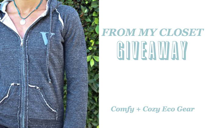 Comfy and Cozy Eco Gear Giveaway