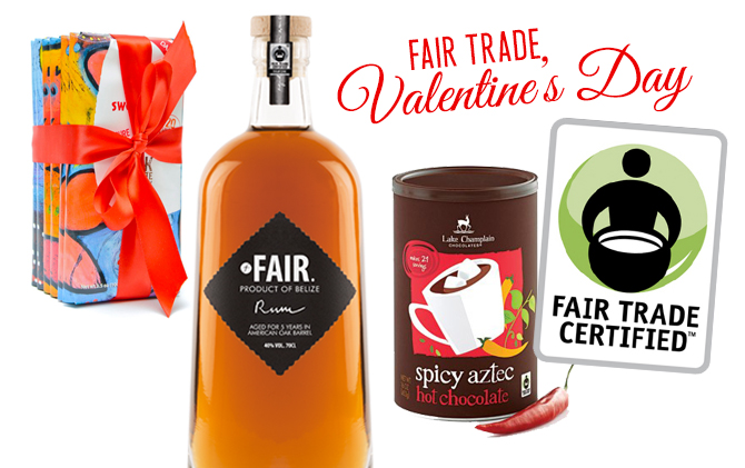 Fair Trade Valentine's Day