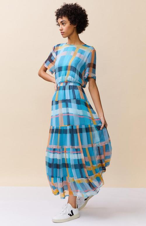 Dolan Althea Tiered Maxi Dress, $144 @shopdolan.com
