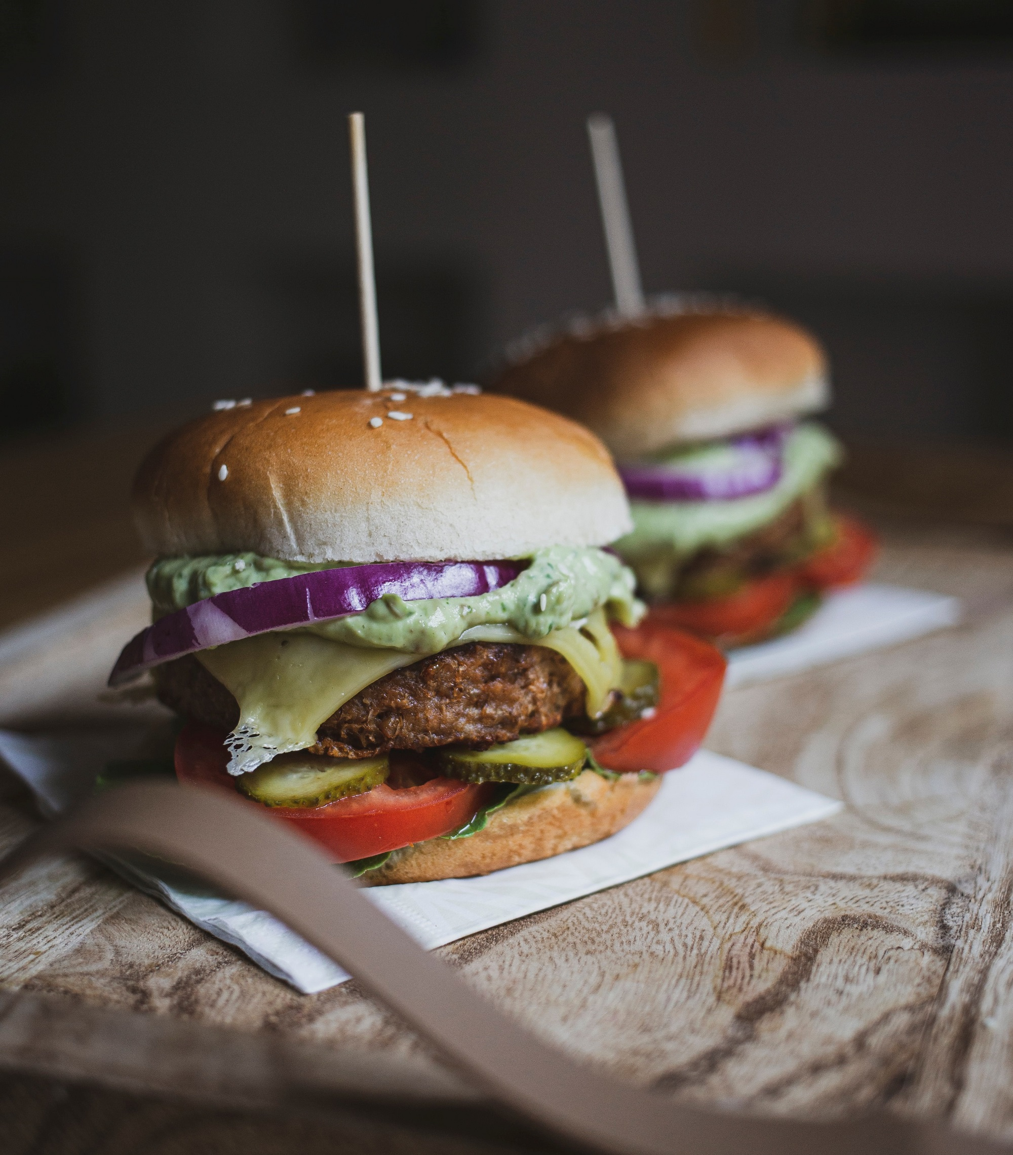 Trick A Carnivore With These Insanely Good Vegan Burgers