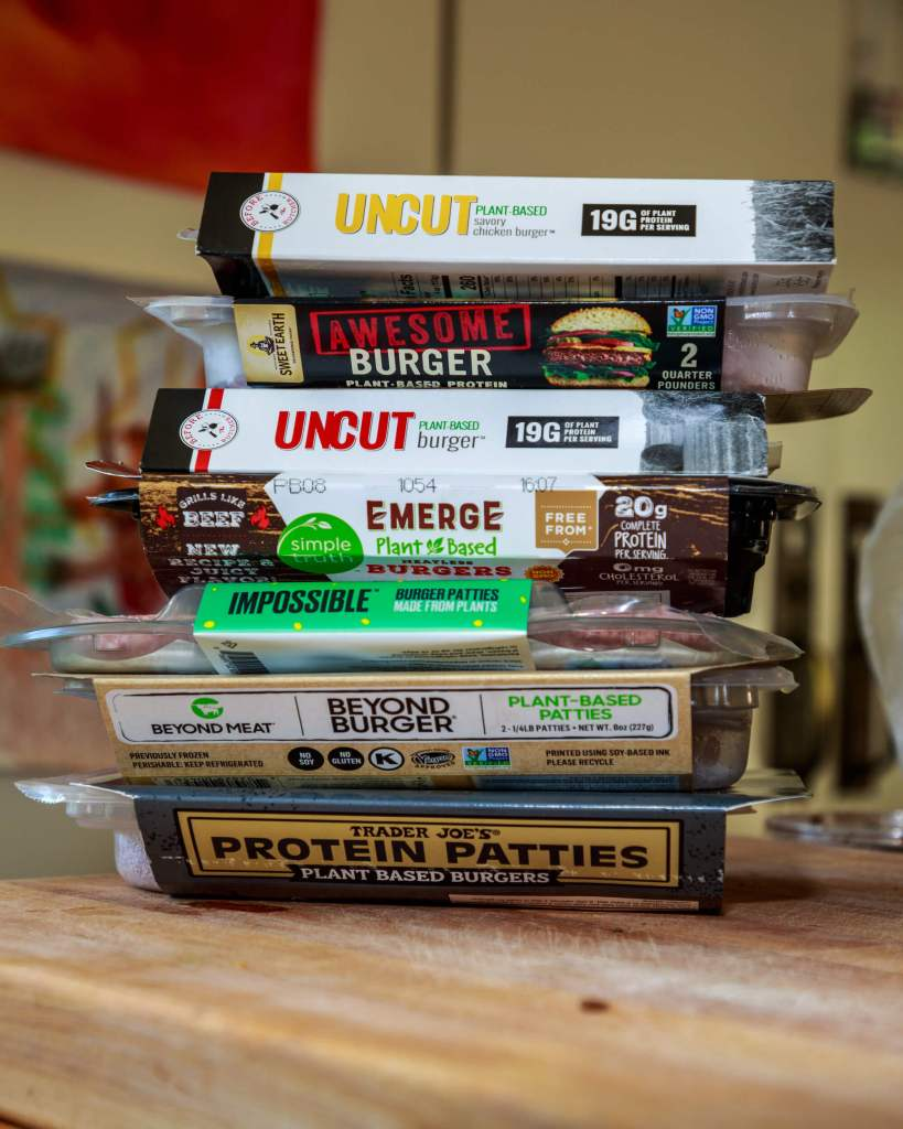 Vegan Burger Taste Test: Which Plant-Based Patty Is Best?