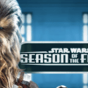 Season of the Force in Disneyland | Chewbacca 2017
