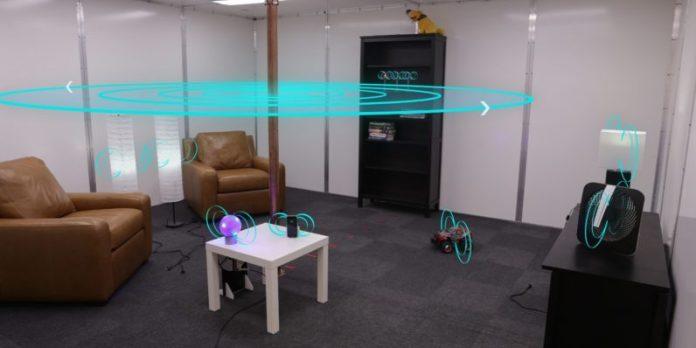 Disney Wireless Electricity | Quasistatic Cavity Resonance