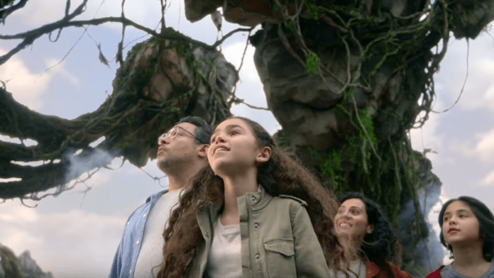 New TV Spot for Pandora - The World of Avatar Released