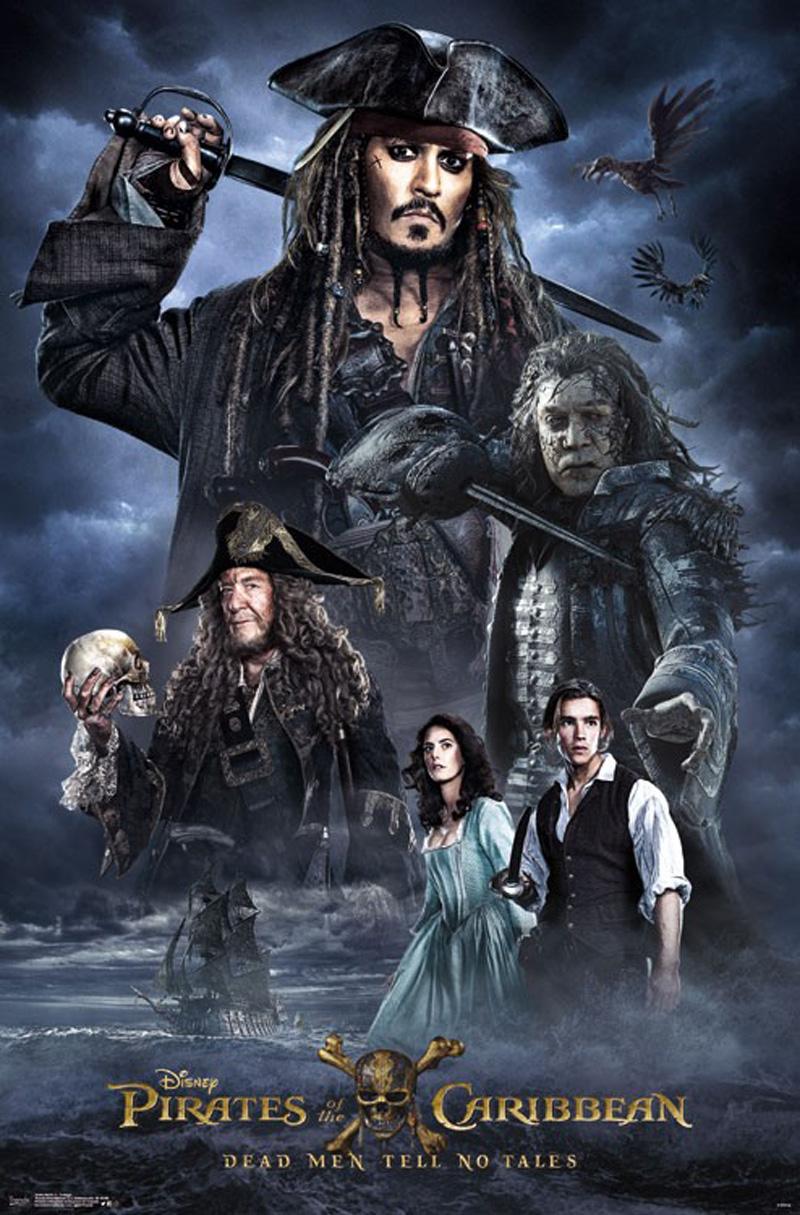 Pirati dei Caraibi - La maledizione della prima luna - E ...