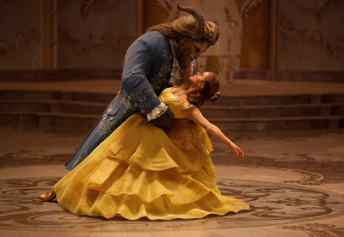 Disney's Beauty and the Beast breaks box office records
