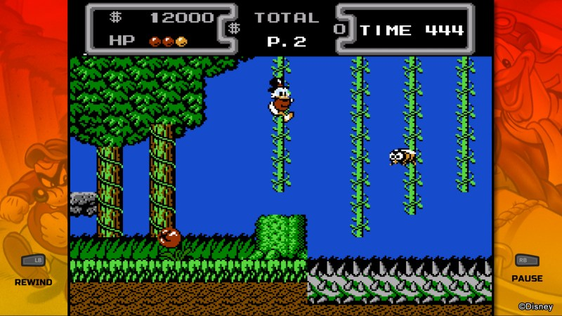 DuckTales for the NES by Capcom | The Disney Afternoon Collection for PS4, Xbox One and PC