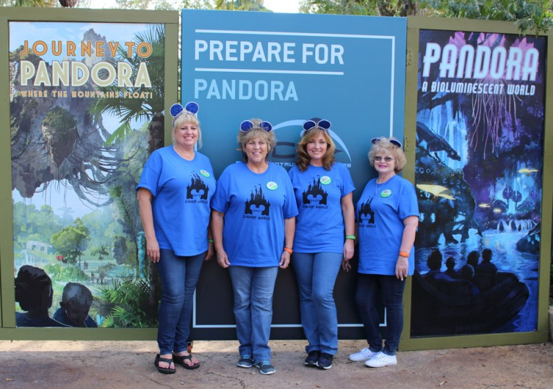 The Golden Grammas can't wait to return and experience Pandora - The World of Avatar.