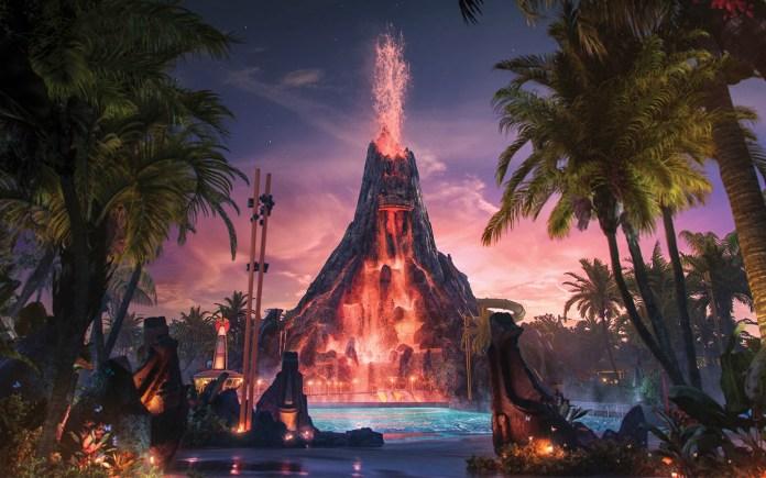 Universal Orlando | Volcano Bay