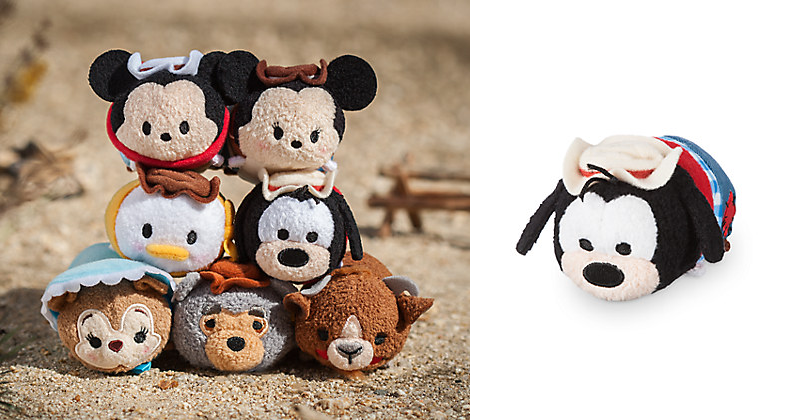 New Frontierland Tsum Tsum Plushies Now Available In The