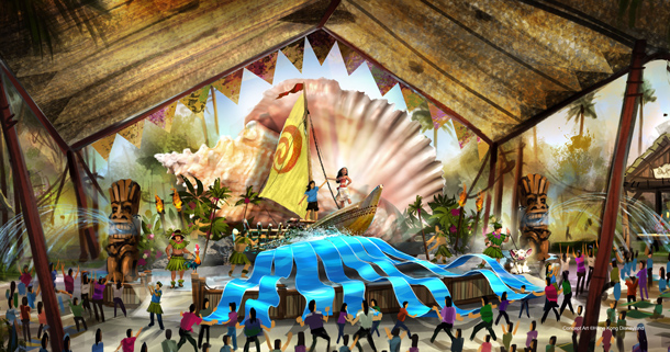 Update on Hong Kong Disneyland Expansion: Moana, Frozen, Marvel and More