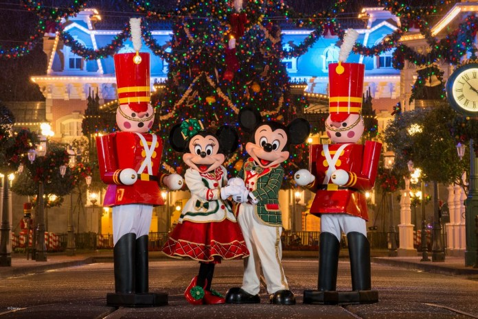 this year disney will be testing new hours for its mickeys very merry christmas party mvmcp day guests of the park in years past have been able to