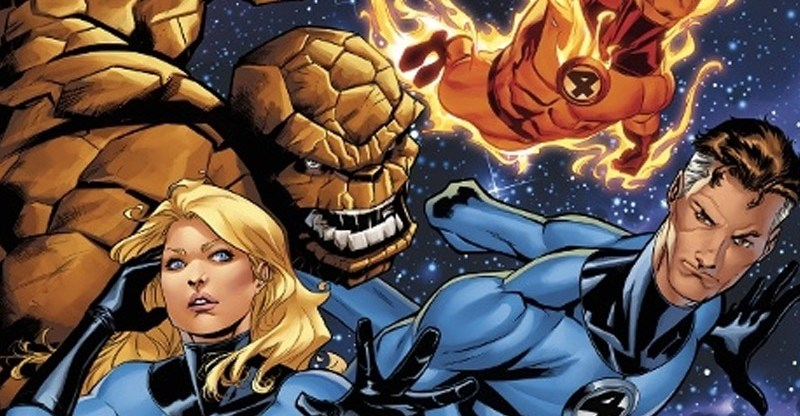 D23 Reveal - Fantastic Four Coming to MCU in 'Avengers ...