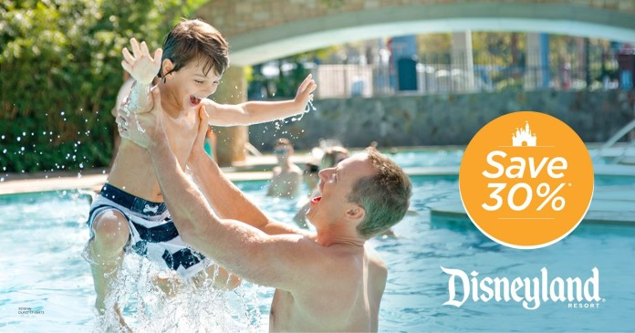 Disneyland Promotion