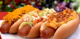 Casey's-Corner-Walt-Disney-World-Magic-Kingdom-triple-play-national-hot-dog-day
