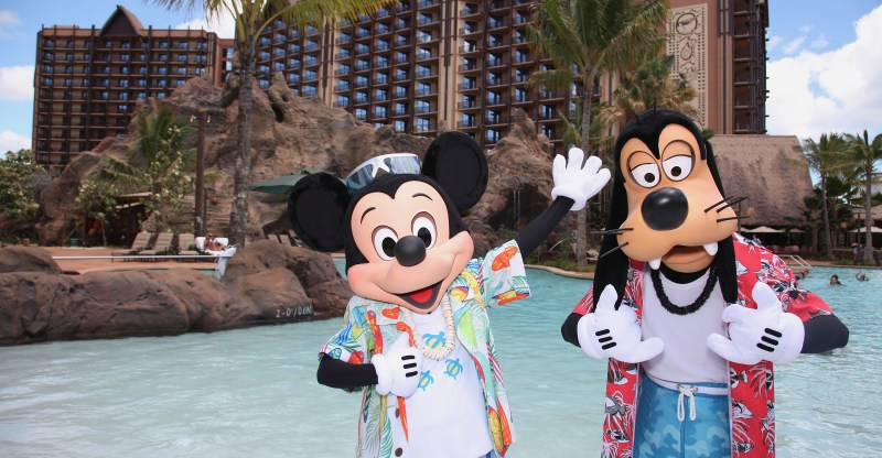 Disney Goes Hawaii Discounts Available On Aulani Stays In - Aulani discounts