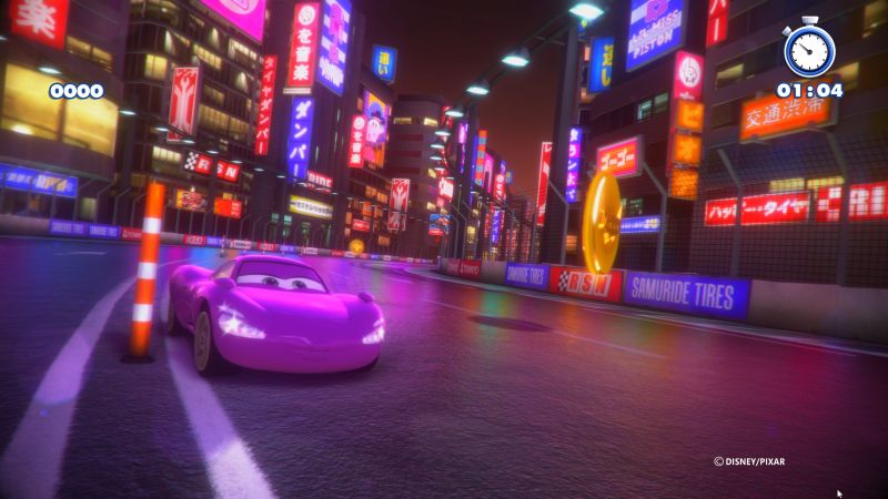 Pixar-Rush-remastered-cars