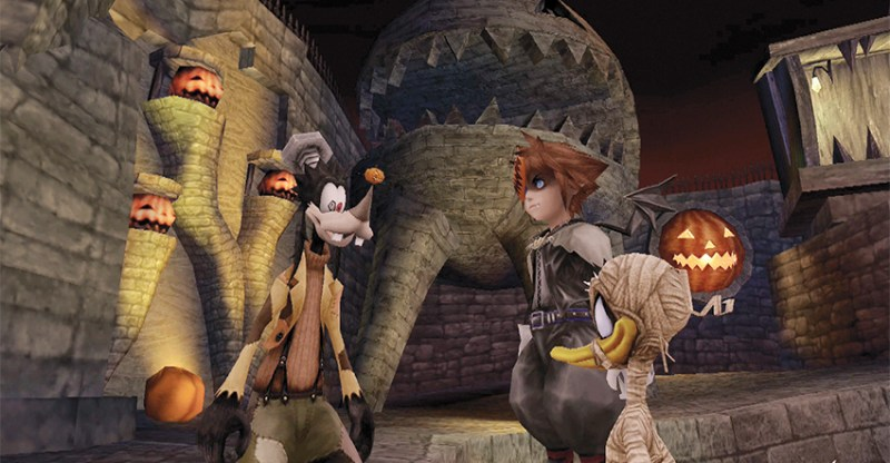 Are Kingdom Hearts Halloweentown Characters Coming to the Disney ...