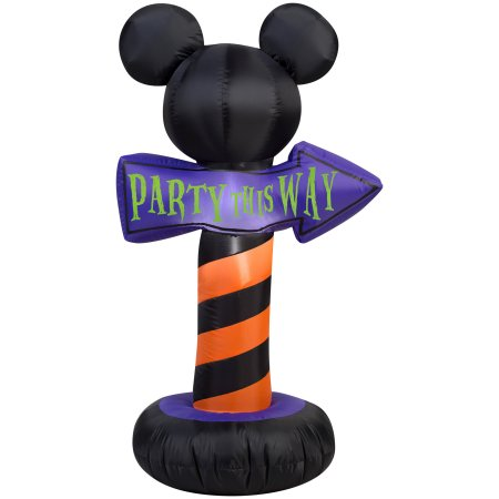 10 disney halloween inflatables to haunt your house the kingdom insider