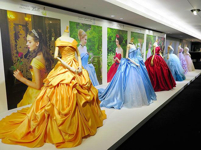 New Disney Princess Wedding Gowns by Kuraudia Co. | The Kingdom Insider