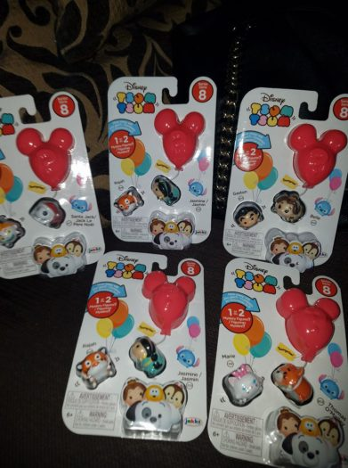New Disney Tsum Tsums Series 8 3 Packs And Blind Bags