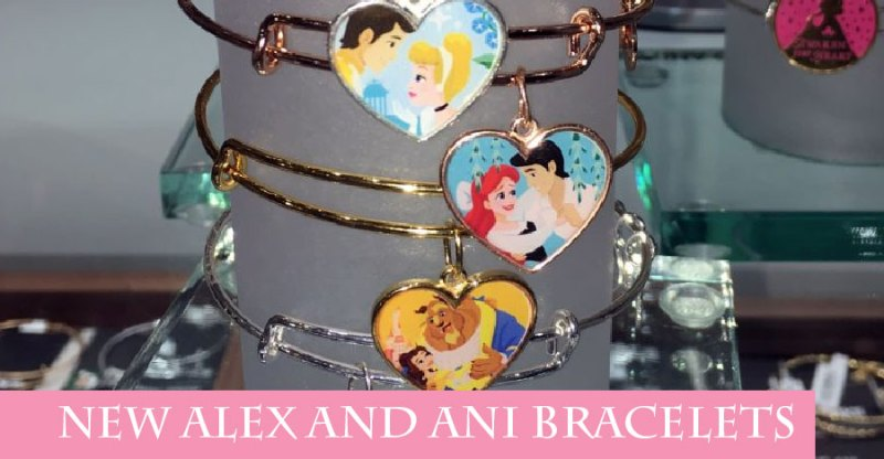 New Disney Alex And Ani Couples In Love Bracelets Spotted The - Alex and ani cruise ship