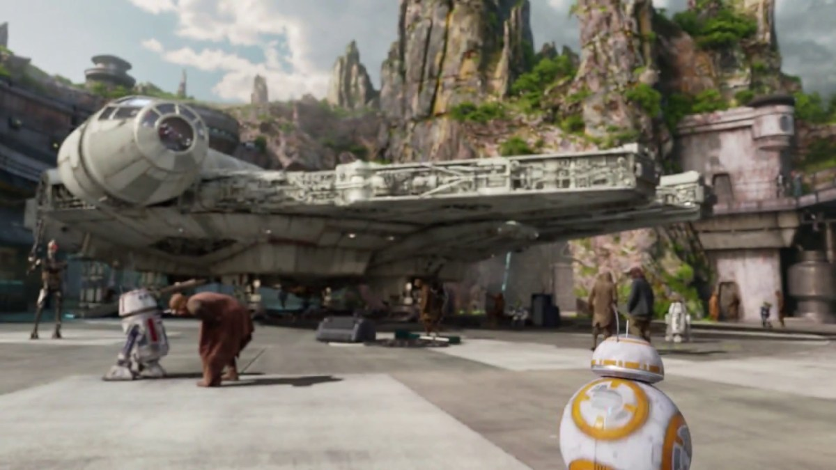 New Images of Props for Star Wars: Galaxy's Edge Leaked