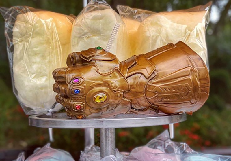 Infinity Gauntlet Souvenir Cups at Disneyland