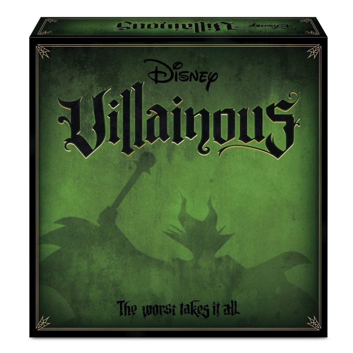 New Disney Villainous Board Game Is Now on Pre-Order