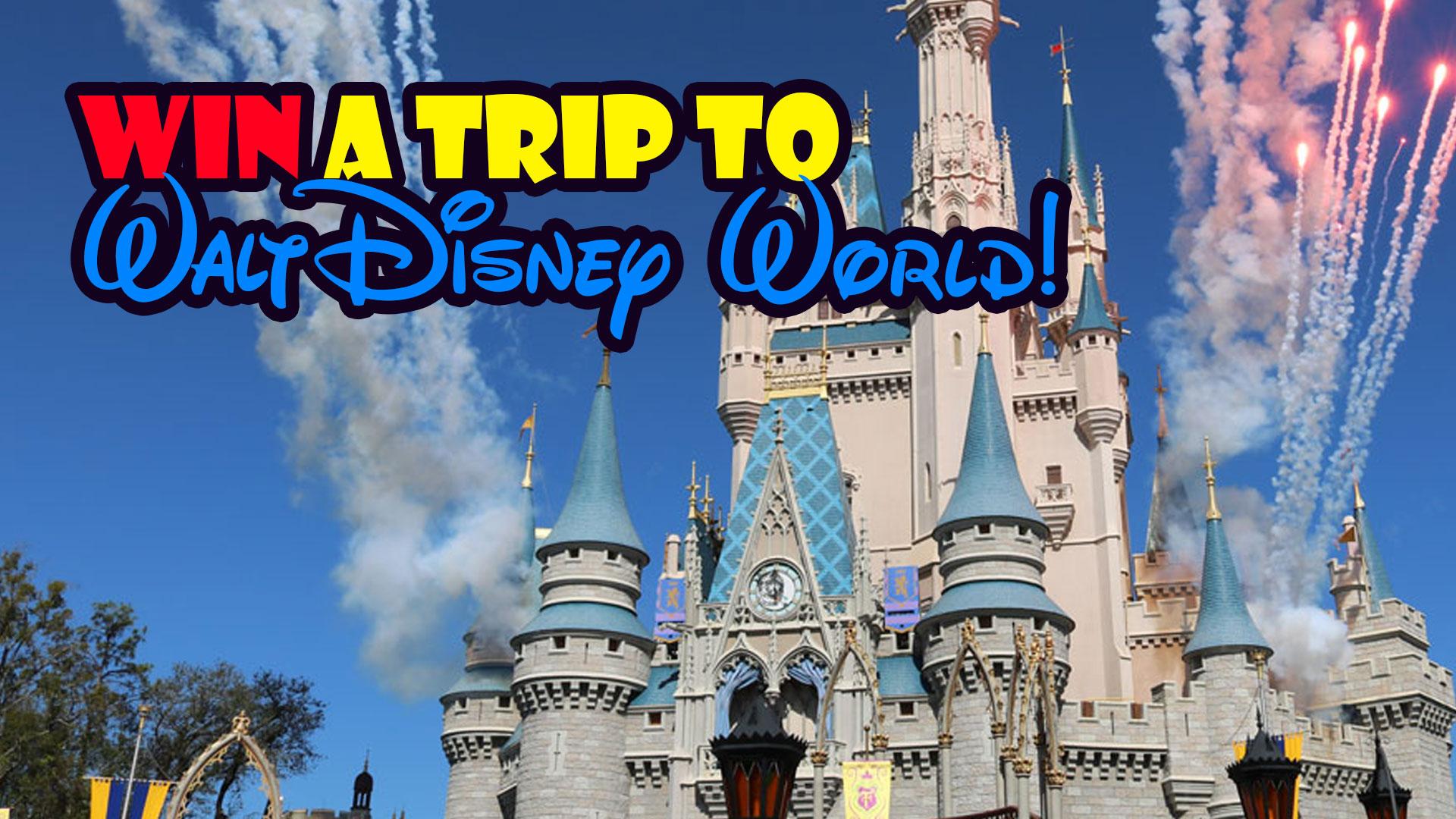 CONTEST  TKI Wants to Send You to Walt Disney World WDW