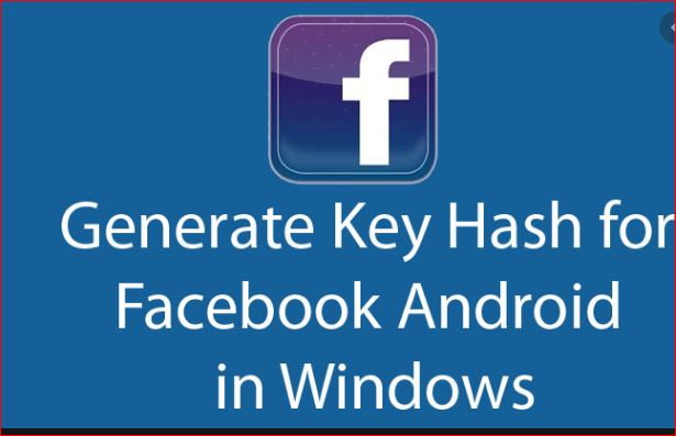 fb developers page key hashes