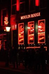 Amsterdam street lights show