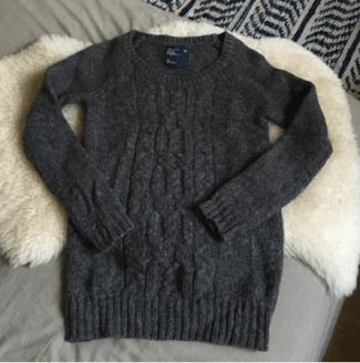AE Sweater: $35