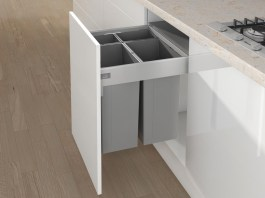 Waste Systems by Hettich