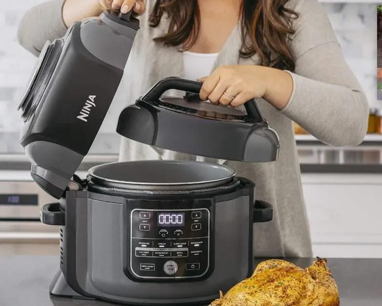 Best Air Fryer Pressure Cooker