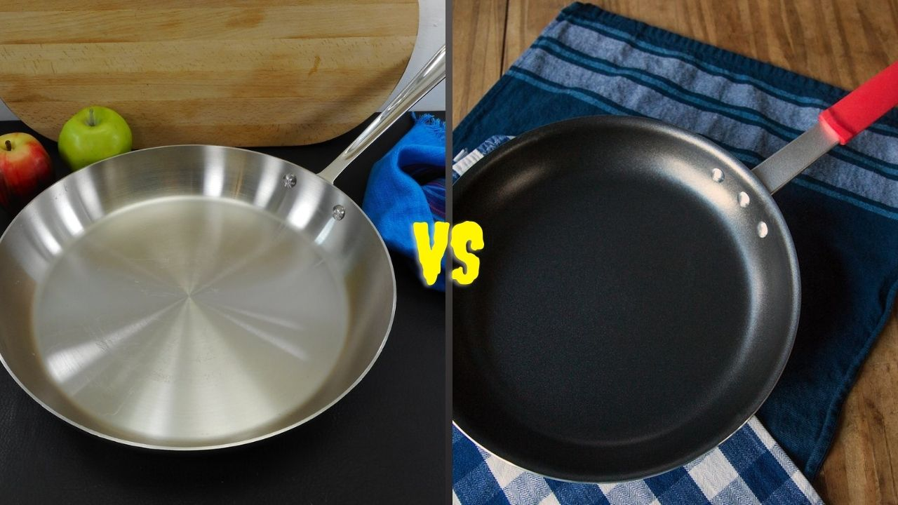French Skillet VS Fry Pan