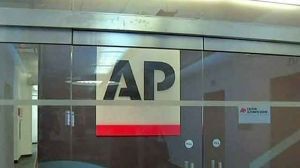 Associated Press doors