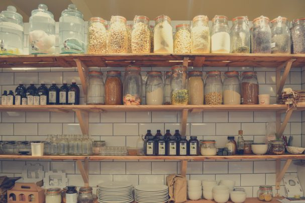 The Well Stocked Kitchen