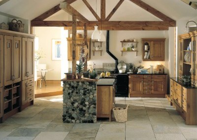 Croft Oak Kitchen